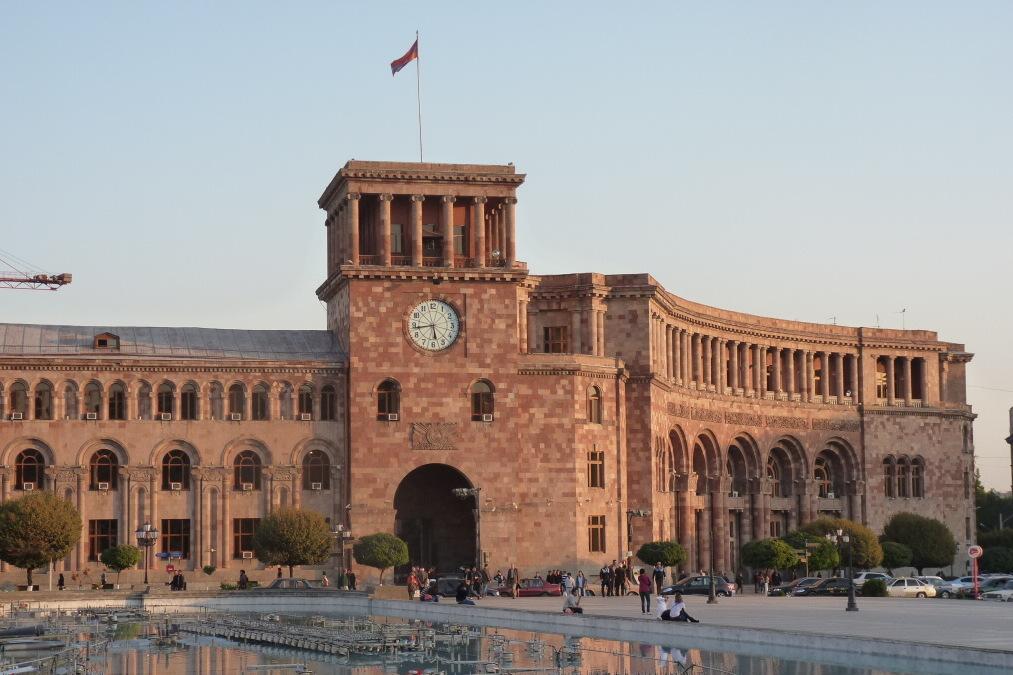 Radnice v Jerevanu