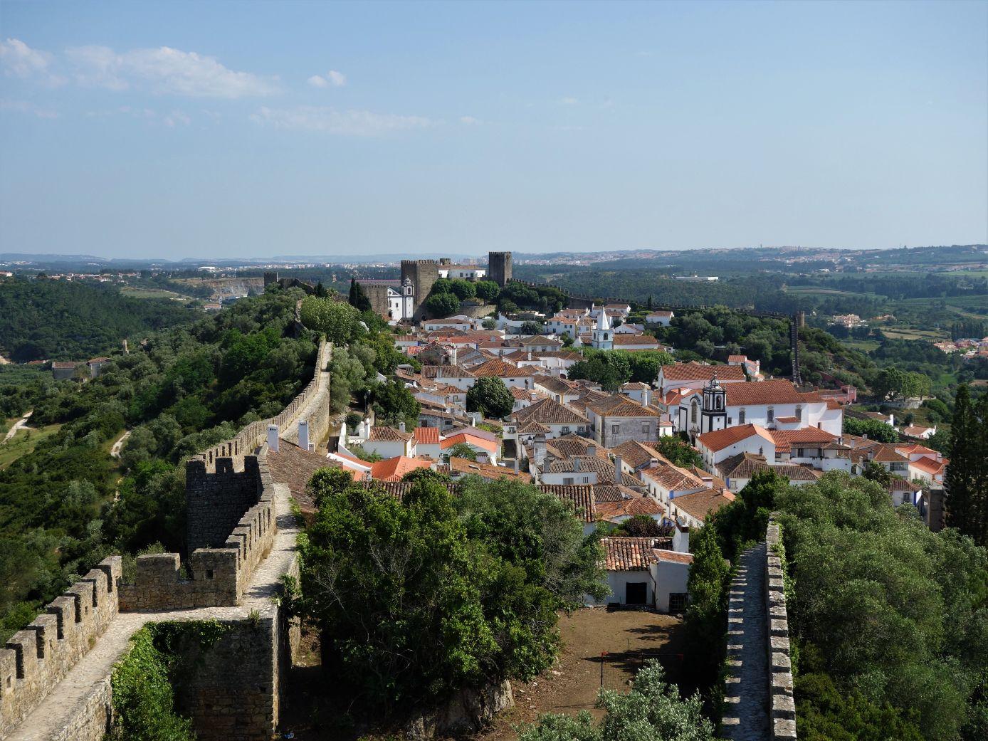 Historické město Óbidos