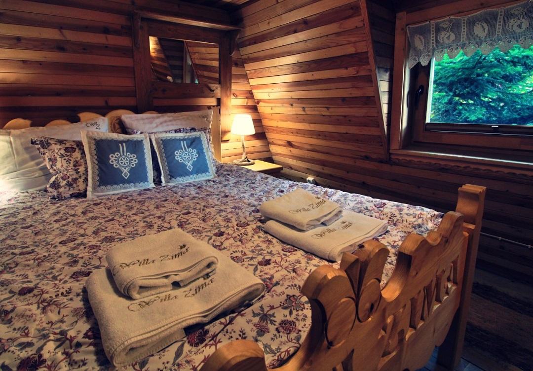 Willa Zima - ložnice 1
