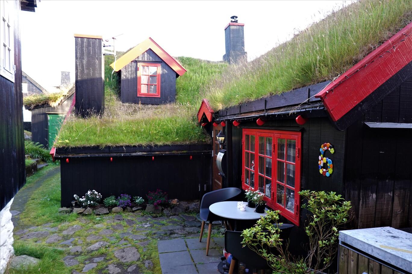 Centrum Tórshavnu