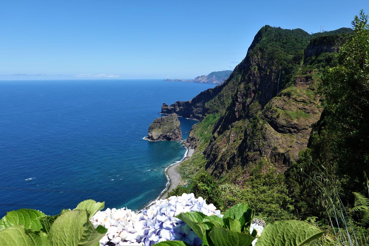 Hornatý sever Madeiry