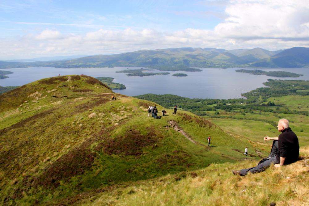 Skotská vysočina