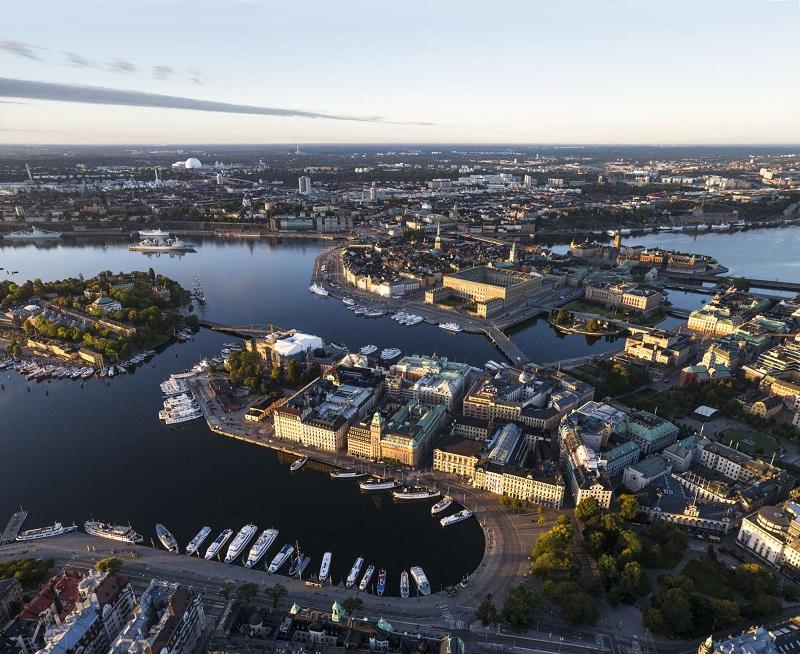 Stockholmu se někdy říká Benátky Severu