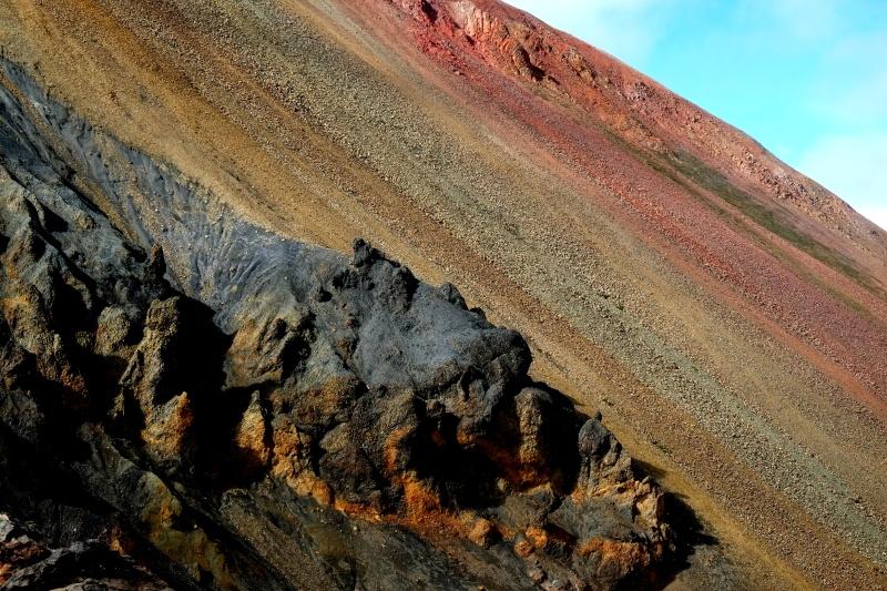Landmannalaugar - oblast hýřící barvami