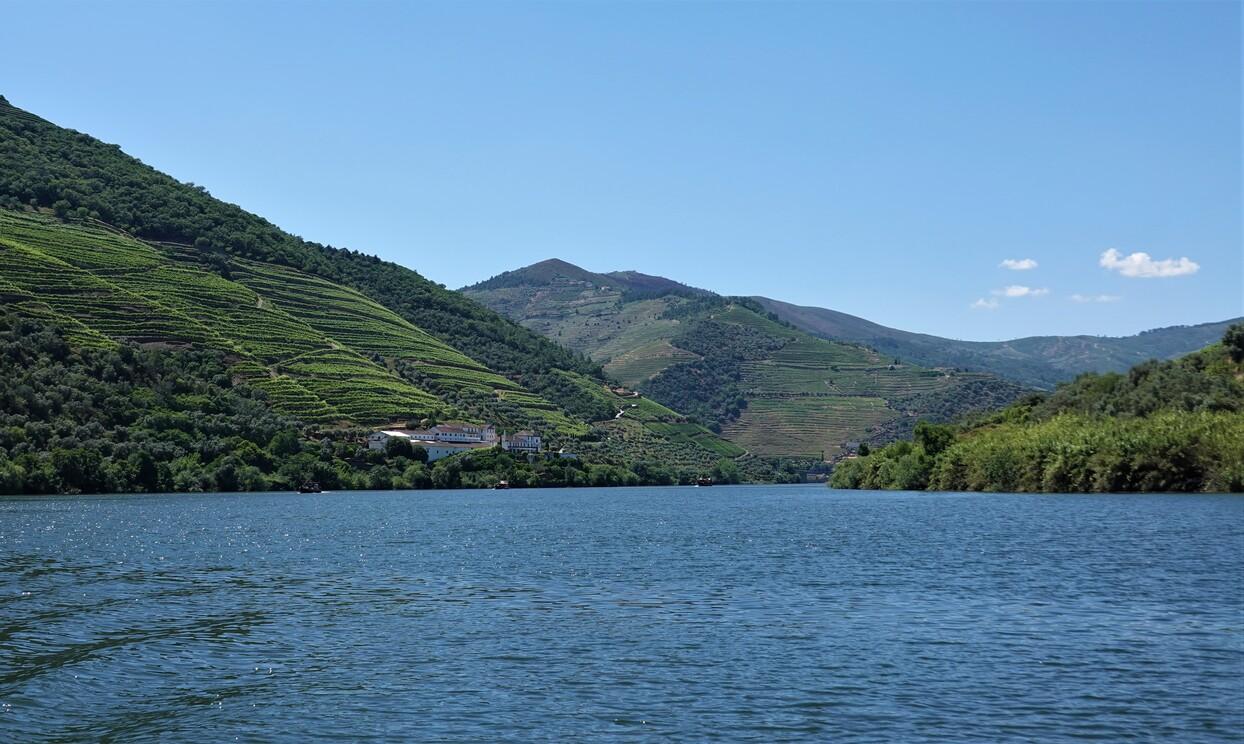 Plavba po řece Douro mezi nekonečnými vinicemi