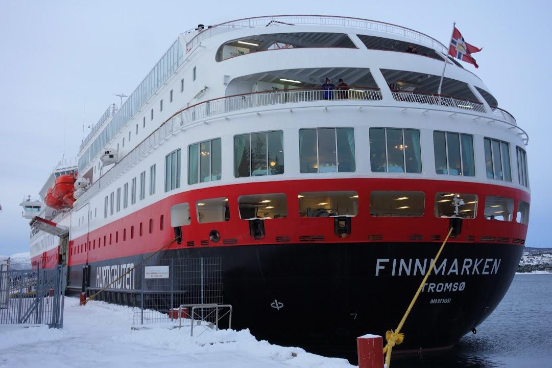 Pobřežní linka Hurtigruten