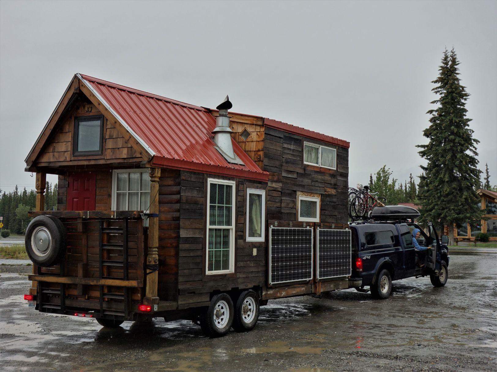 Svérázný život na Aljašce