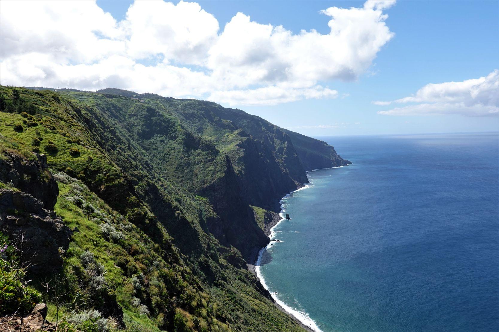 Západní pobřeží Madeiry