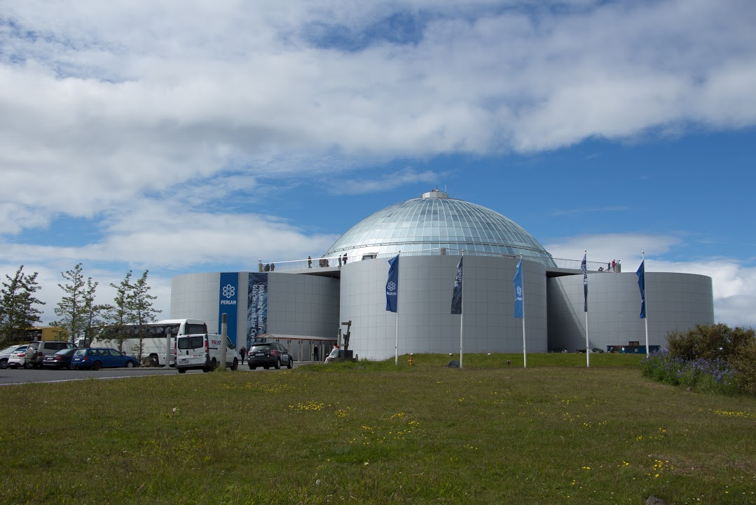 Reykjavik- Perlan