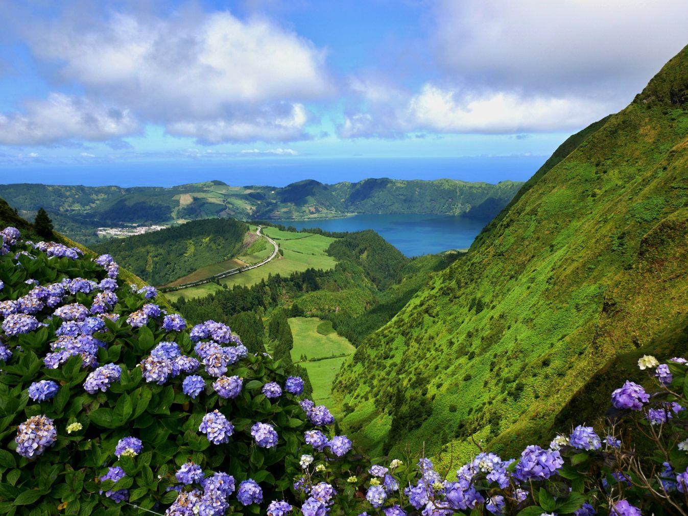 Krajina ostrova Sao Miguel
