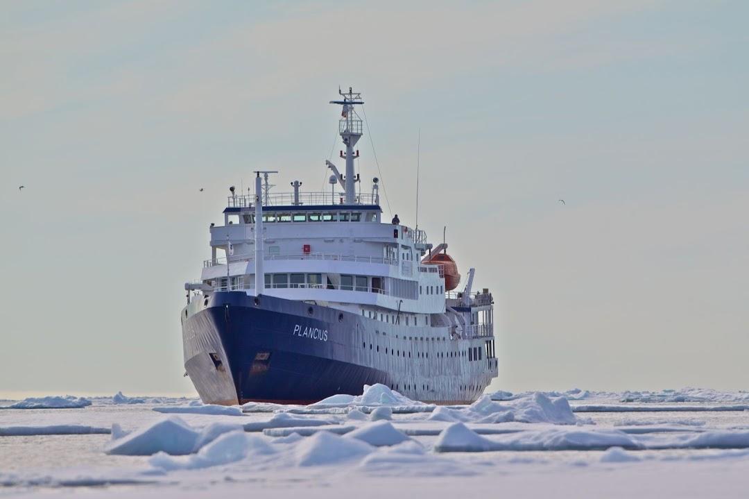 Loď Plancius