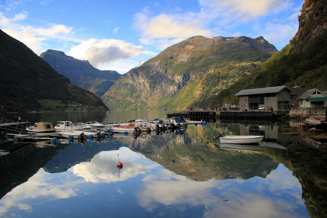 Geairangerfjord