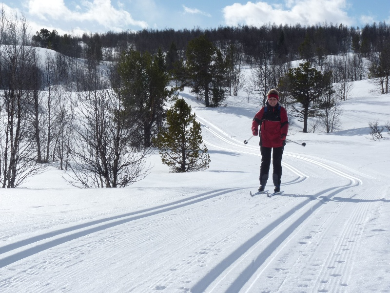Zájezdy Norsko - zima