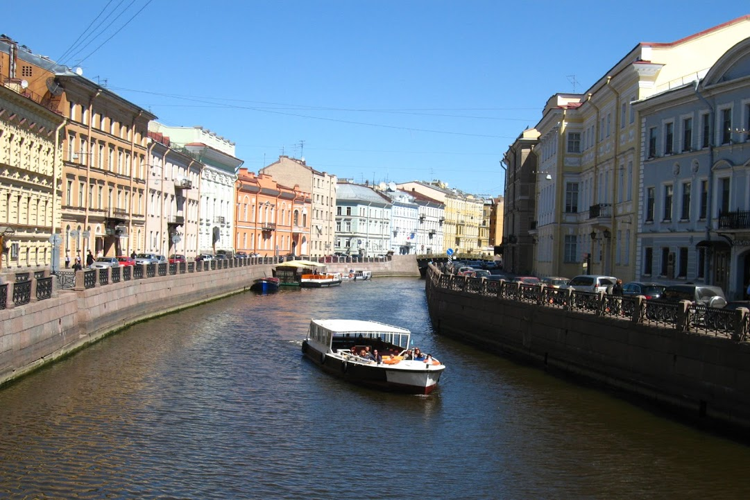 Petrohrad - Benátky severu