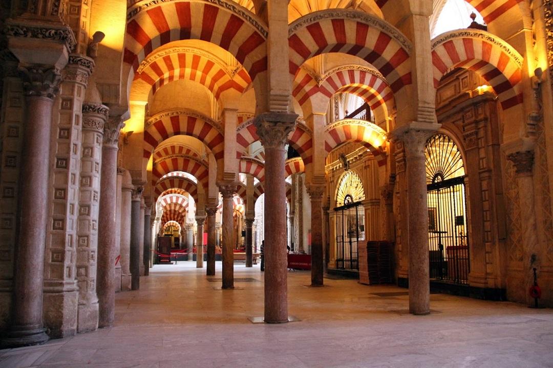 Córdoba UNESCO - Velká mešita, nejkrásnější z islámských staveb v Evropě