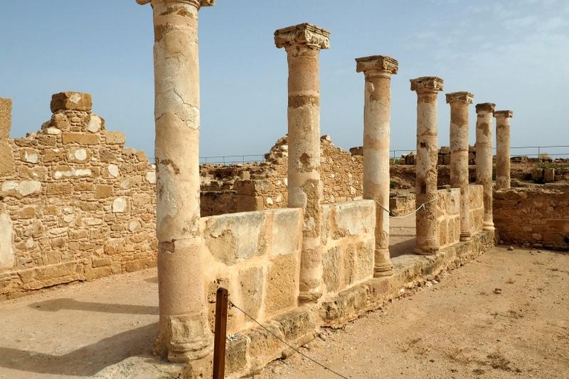 Archeologické naleziště Pafos