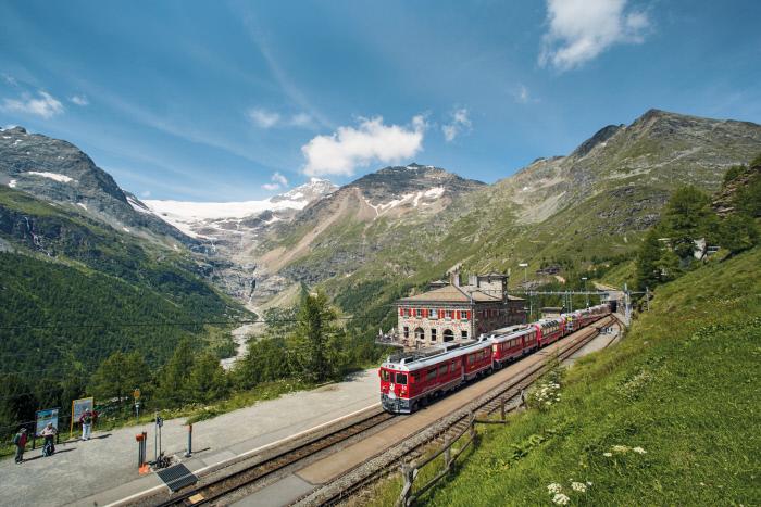 Bernina Express – Graubuenden
