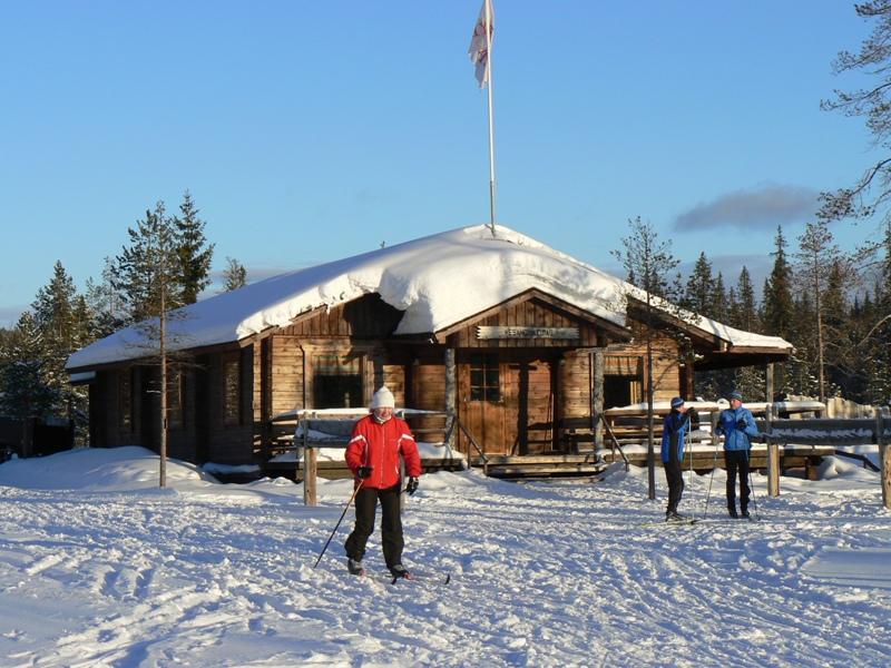 Běžecké lyžování ve Finsku