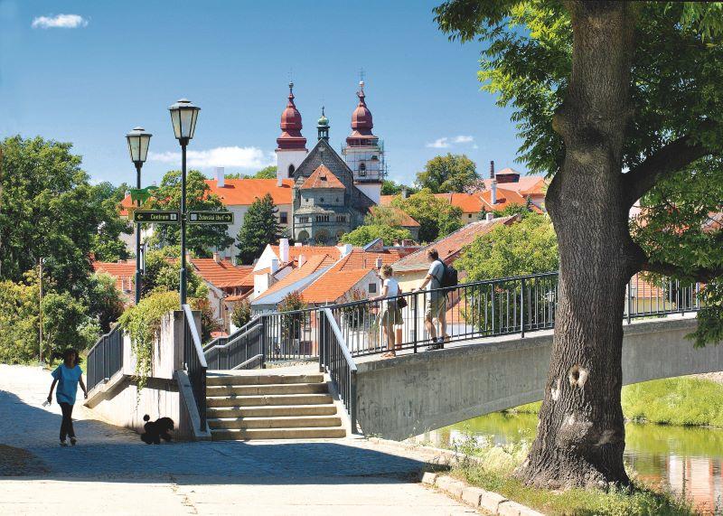 Třebíč - české UNESCO památky jsou opravdu krásné
