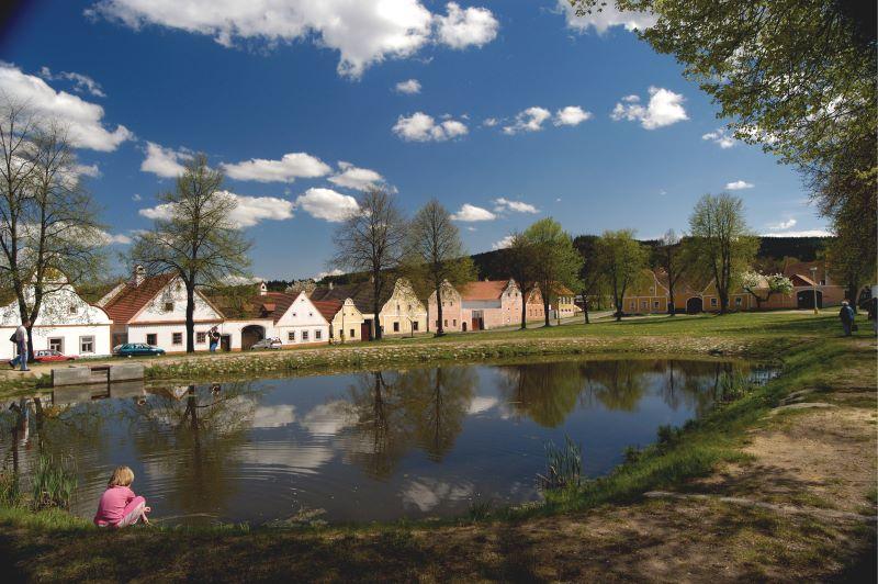 Holašovice - české UNESCO památky jsou opravdu krásné