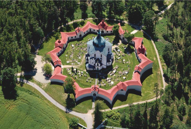 Žďár n. S. - české UNESCO památky jsou opravdu krásné