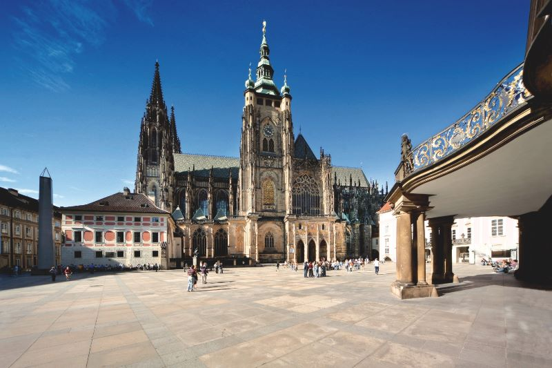Praha - české UNESCO památky jsou opravdu krásné