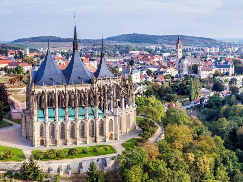 Kutná Hora - české UNESCO památky jsou opravdu krásné
