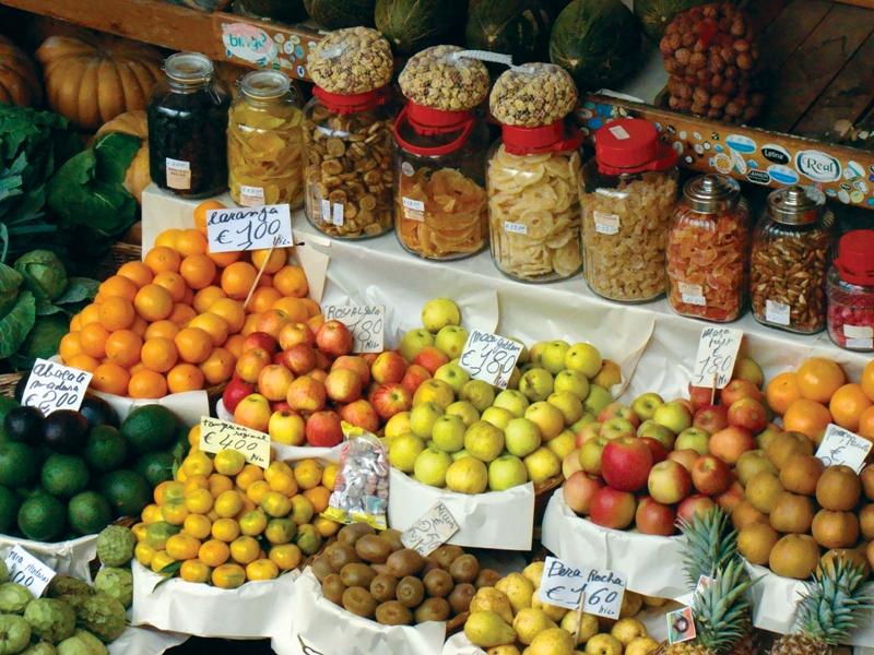 Chutě a krása exotického ovoce