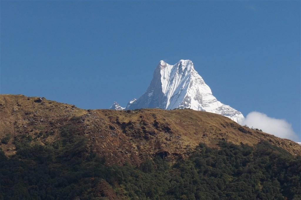 NEPÁL - SVĚT OSMITISÍCOVELs nenáročným okruhem pod Annapurnou (199379)