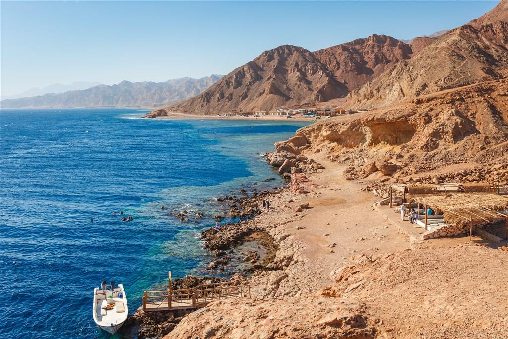 EGYPT - týden na pestré Sinaji