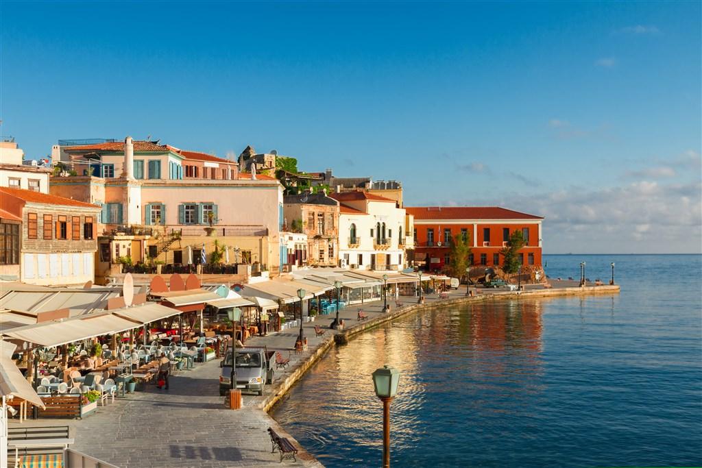 ŘECKO - soutěsky a moře Kréty 289139