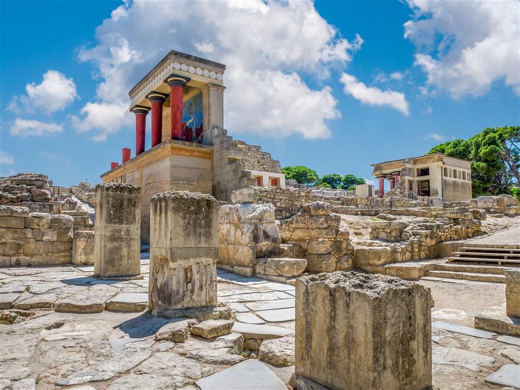 ŘECKO - soutěsky a moře Kréty 289140