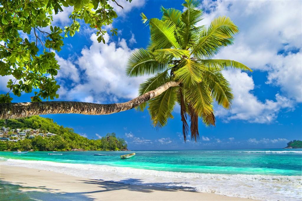 SEYCHELY - skutečný ráj, pobyt s výlety   (293762)
