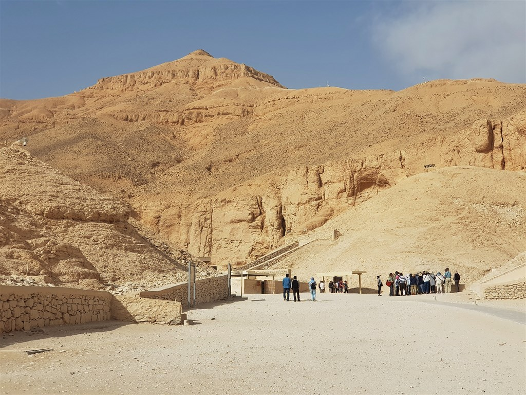EGYPT - pobyt u moře a Údolí králů (294297)