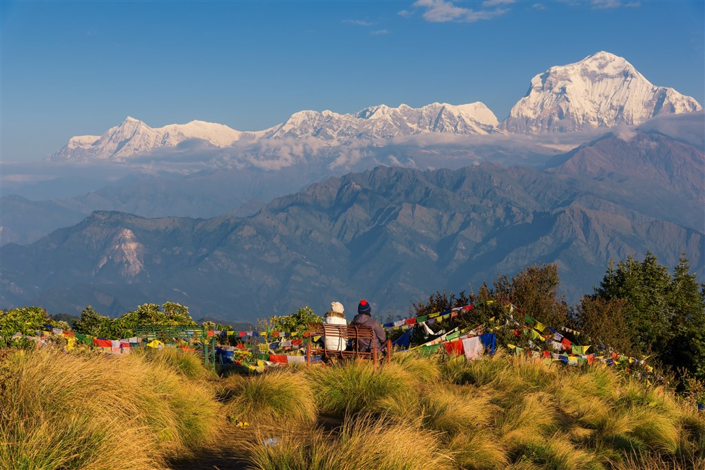 NEPÁL - SVĚT OSMITISÍCOVELs nenáročným okruhem pod Annapurnou (295199)