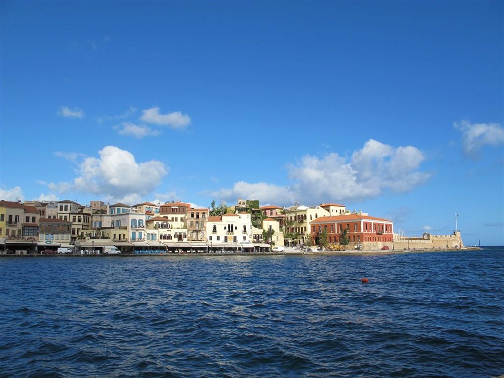 ŘECKO - soutěsky a moře Kréty 72301