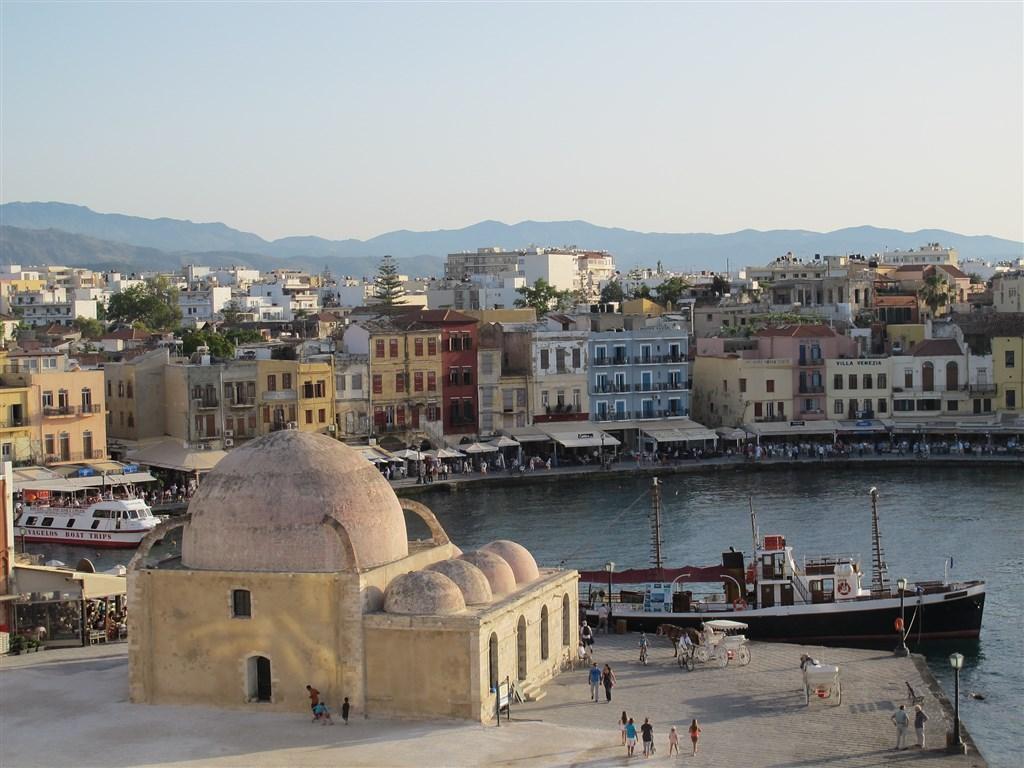 ŘECKO - soutěsky a moře Kréty 72308