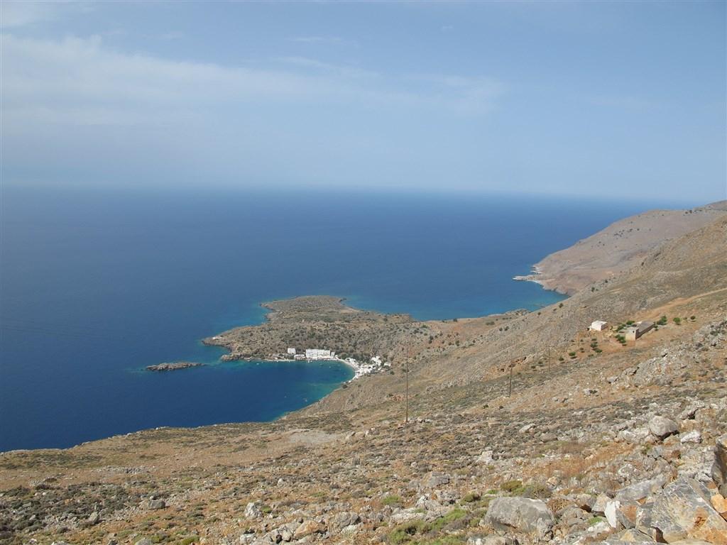 ŘECKO - soutěsky a moře Kréty 72309