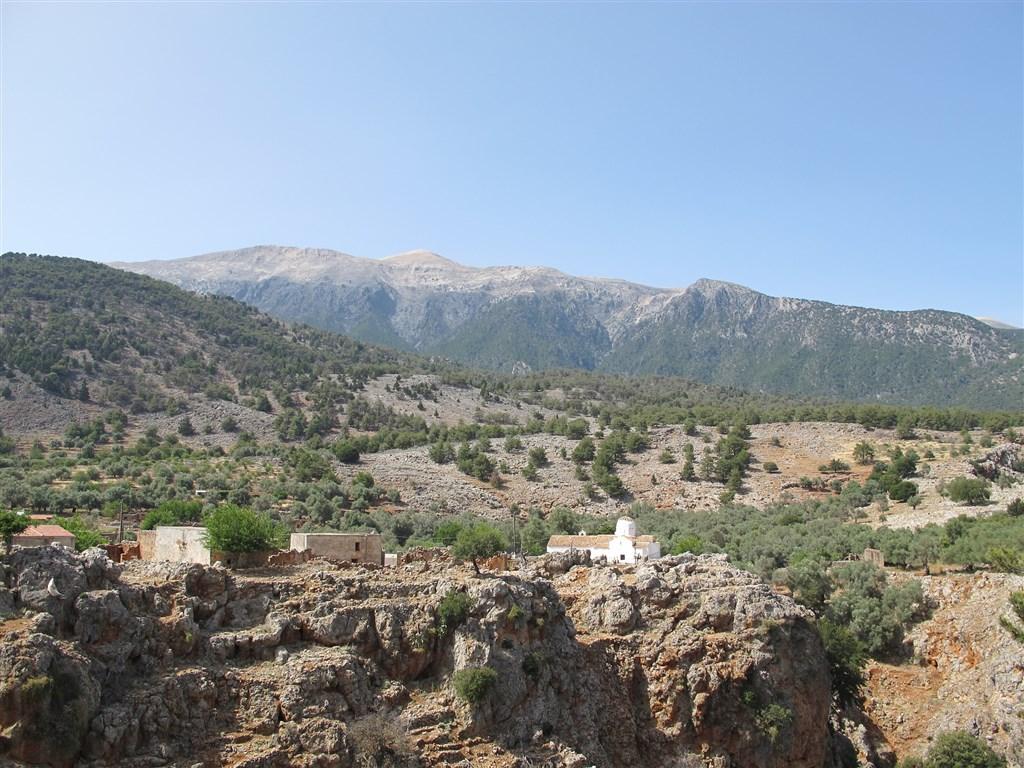 ŘECKO - soutěsky a moře Kréty 72311