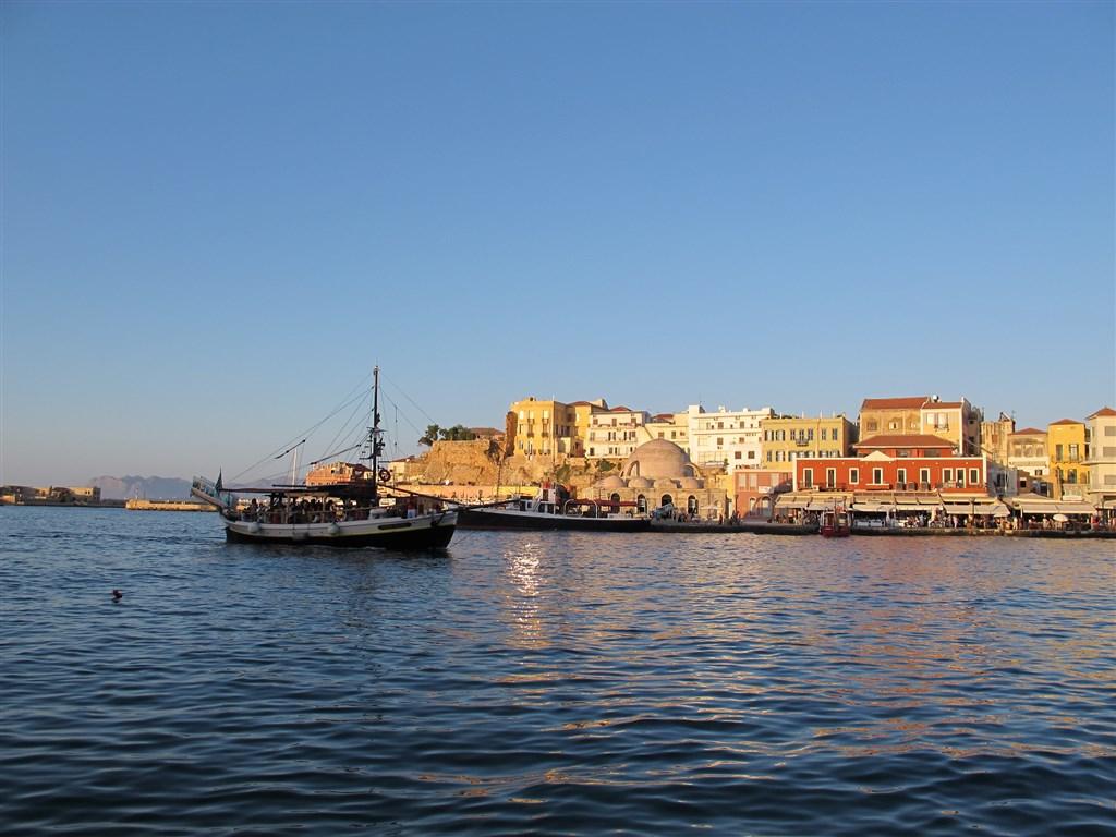 ŘECKO - soutěsky a moře Kréty 72312