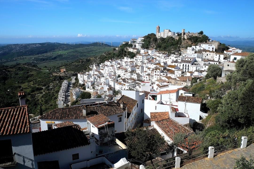 Horská vesnice Casares