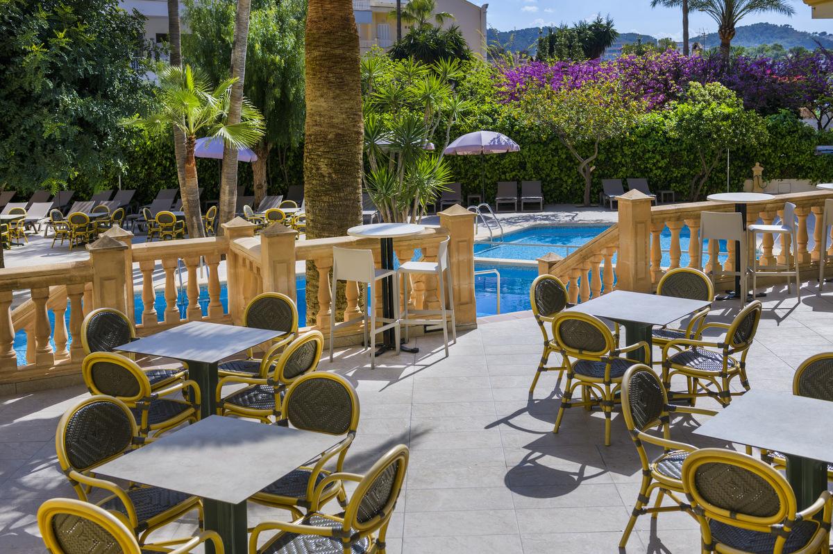Hotel Flor Los Almendros 1 2