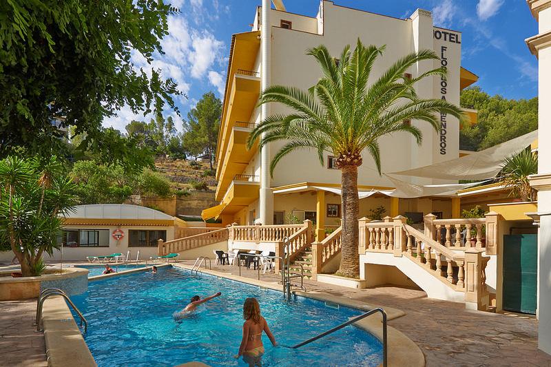 Hotel Flor Los Almendros 1 4