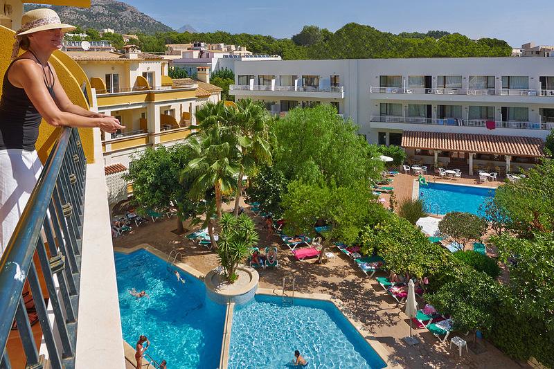 Hotel Flor Los Almendros 1 5