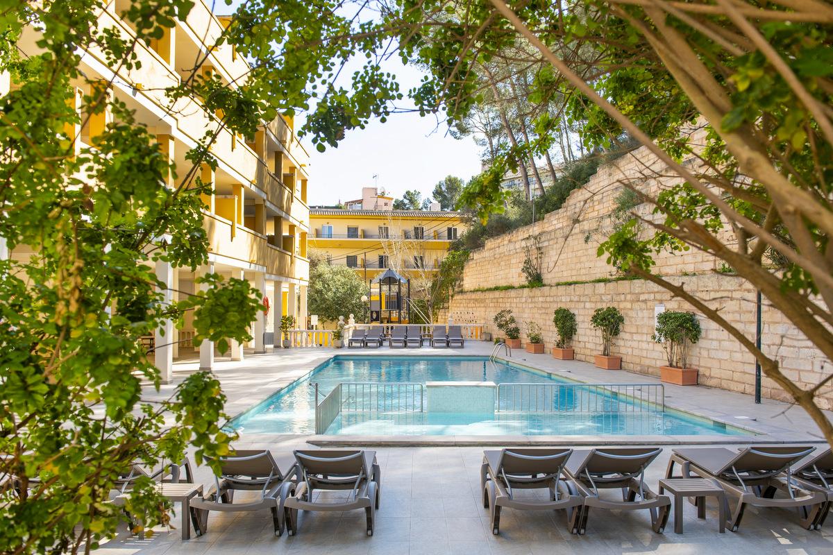 Hotel Flor Los Almendros 1