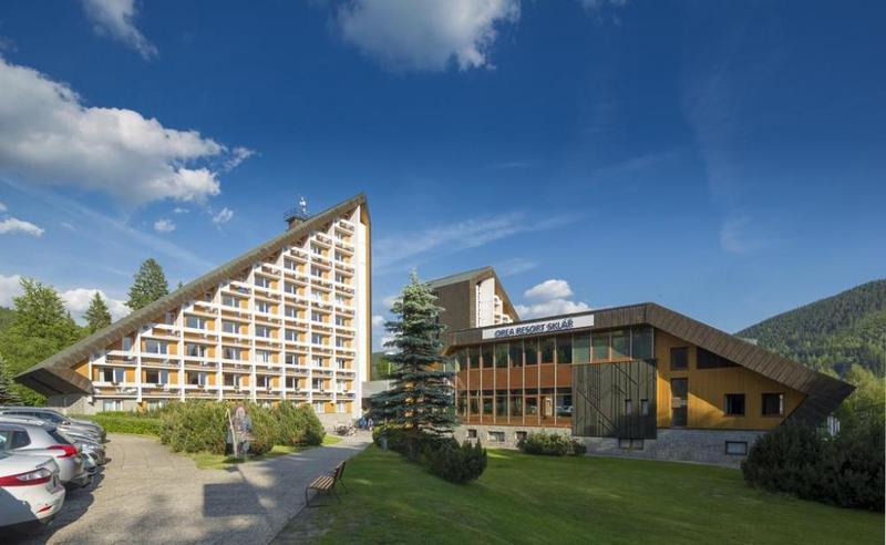 Hotel Sklář v Harrachově 2
