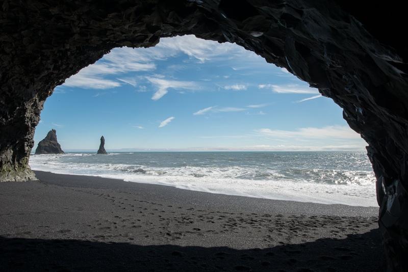 Čedičová jeskyně u Viku