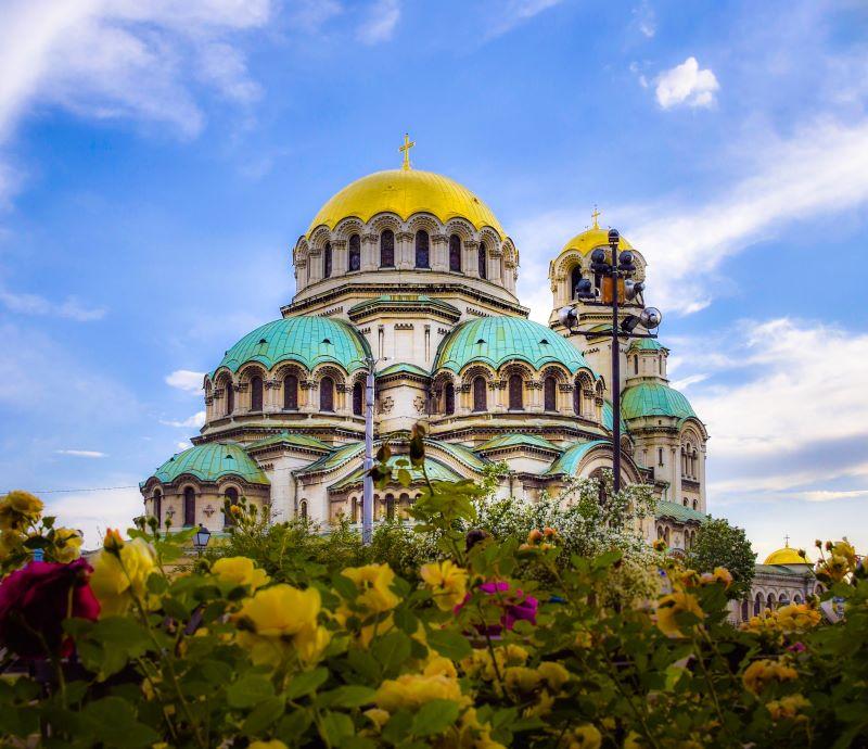 Katedrála Alexandra Něvského, Sofie