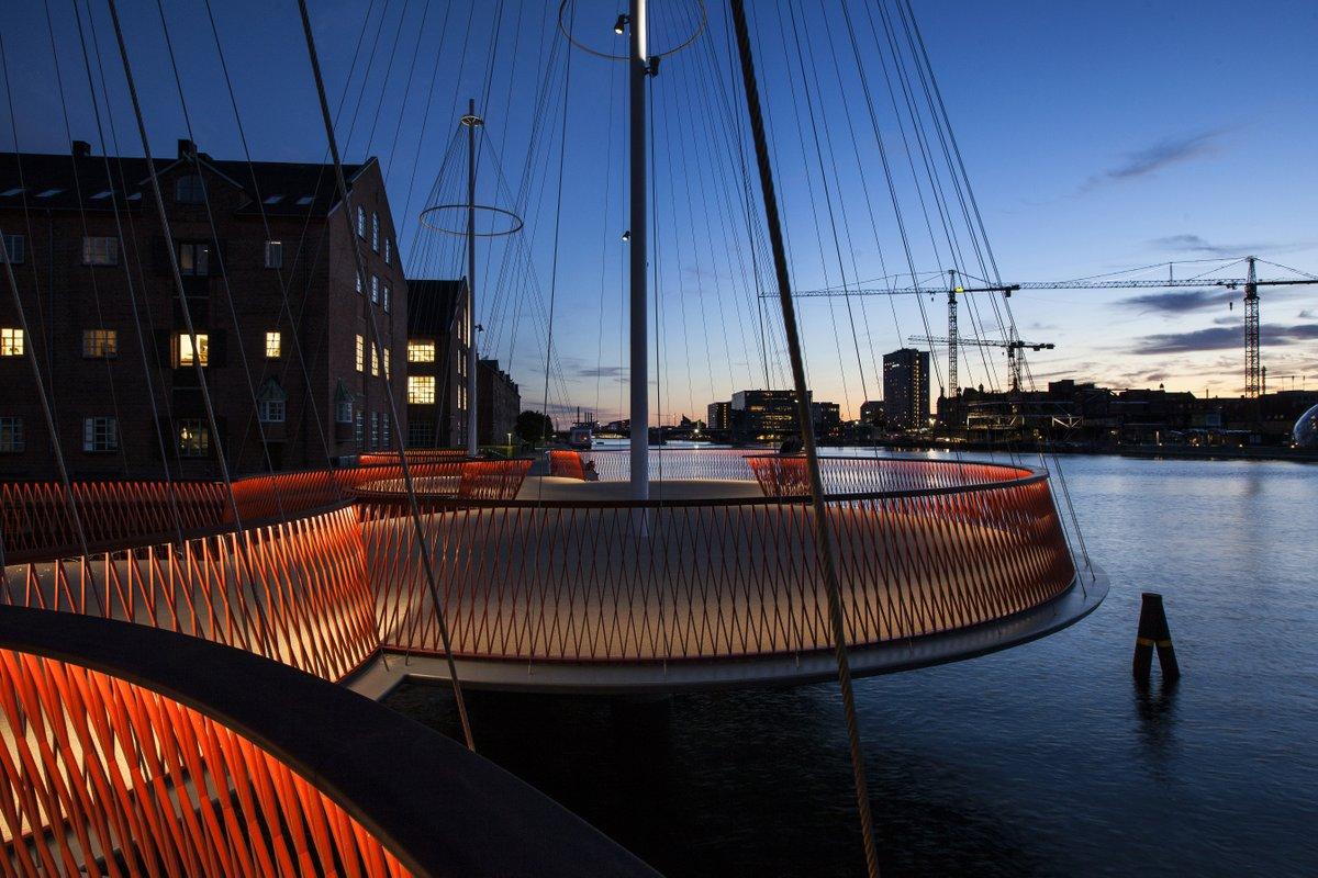Kodaň kruhový most