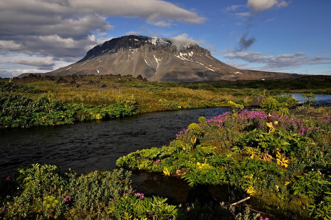 Královna islandských hor Herdubreid